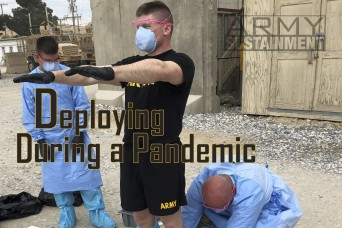 Deploying During a Pandemic: Transporters Adapt, Deploy During COVID-19 Restrictions