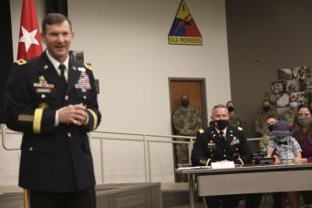 1AD Officer selected for Brevet Promotion