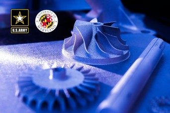 Army to research additive manufacturing with University of Maryland