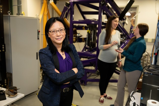 The U.S. Army funded a team of researchers including Northwestern University's Dr. Jian Cao to develop technologies that could allow unmanned vehicles to operate on many kinds of fuel.