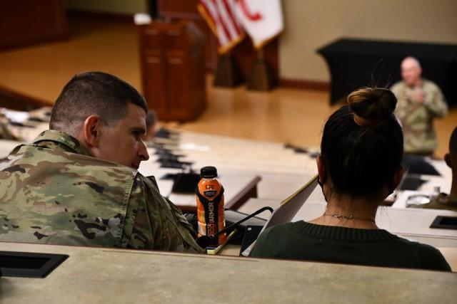 School for Command Preparation - Spouse Program
