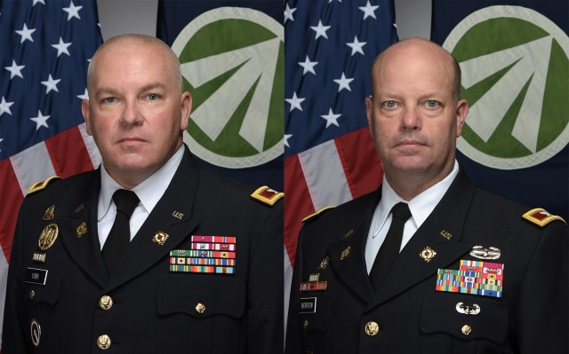 SDDC welcomes new chief of staff, deputy commander