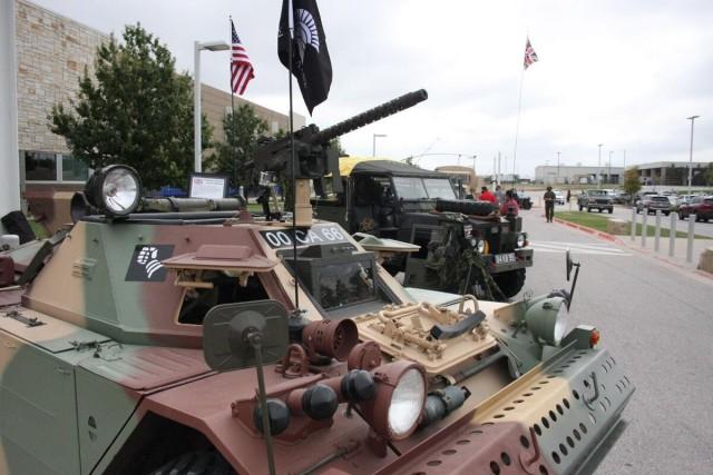 Historic Military Vehicles