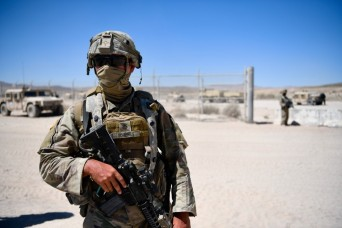 Despite COVID-19, combat training centers keep Soldiers in the fight