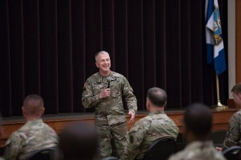 Army's Chief of Chaplains lauds unit ministry teams during Fort Hood visit