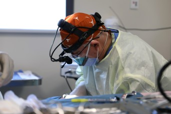 On the frontlines against COVID: Oral Maxillofacial Surgeon