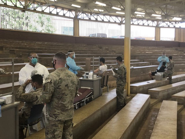 Soldier Readiness Processing