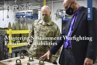 Mastering Sustainment Warfighting Function Capabilities