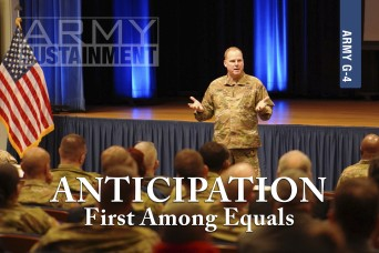 Anticipation: First Among Equals