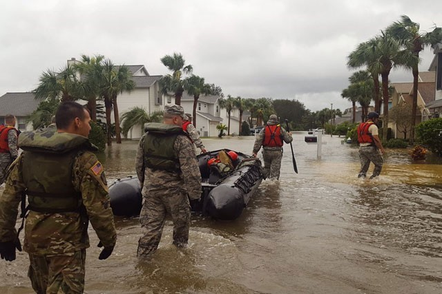 Army Humanitarian Relief