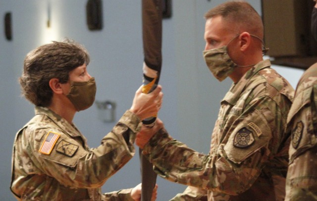 Army Cyber Protection Brigade welcomes new commander
