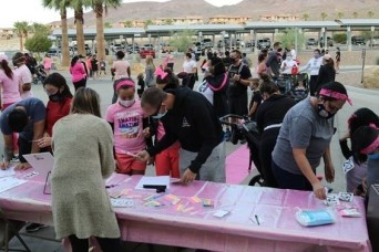 Weed ACH hosts breast cancer awareness event