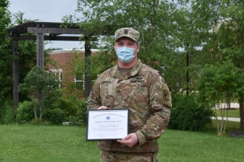 Fort Bragg Soldier Recovery Unit's Cpl. Stafford helps transitioning Soldiers during pandemic