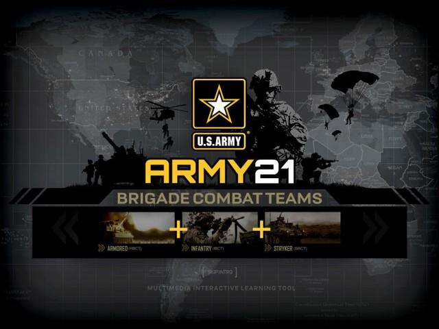 Army 21: Brigade Combat Teams