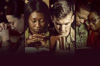 Chaplain Corps call to prayer during November and December