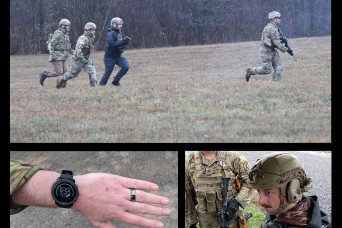 'Sensored' for success: Fort Drum Soldiers participate in performance optimization research