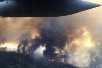 MAFFS tackle largest wildfires in California history