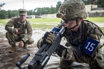 SC National Guard Soldier selected for All Guard Endurance Team