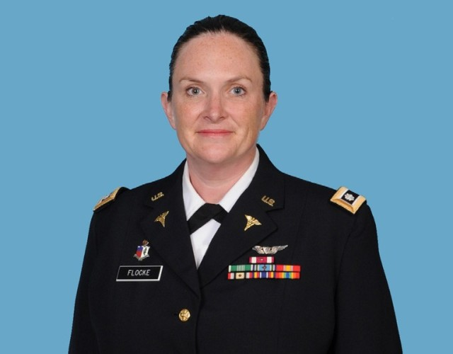 Army Reserve's New Command Surgeon