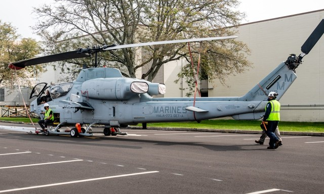 Picatinny Arsenal acquires first aircraft for research, development
