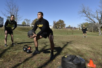One Soldier's passion for fitness helps trainees boost ACFT scores