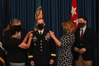 McKean promoted to Lt. Gen.; assumes responsibilities at AFC, FCC