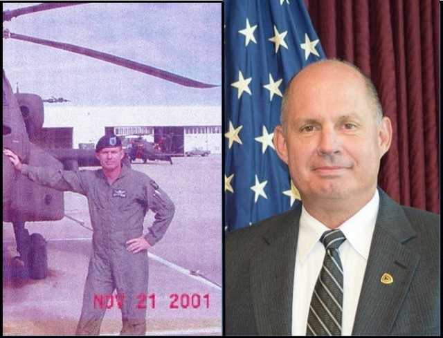 Fred Pieper joined the Army out of patriotism at a time when patriotism wasn't so popular. He is now the AMCOM Logistics Center deputy executive director.