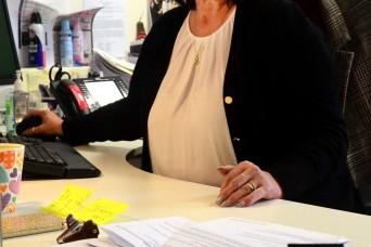 USAG celebrates employee service longevity
