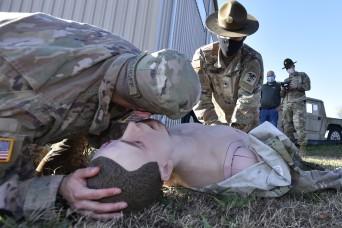 Fort Leonard Wood Soldiers fielding new casualty tech