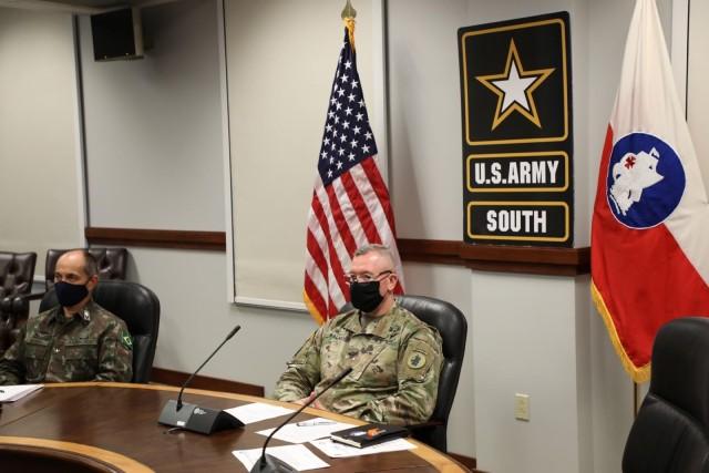 U.S., Colombia armies begin PISAJ 14