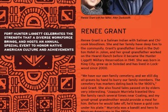 Celebrating Native American Heritage - Renee Grant