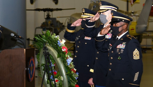 From the outside looking in: Fort Rucker salutes veterans in annual ceremony