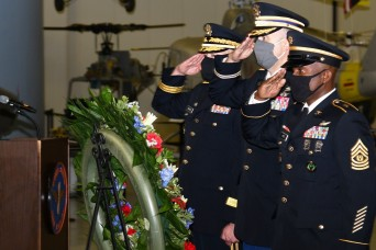 'From the outside looking in': Fort Rucker salutes veterans in annual ceremony