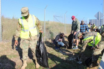 Fort Hood partners with neighbors for cleanup project