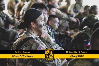 Cadet of the Week: Emilyn Santos