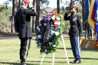 JRTC, Fort Polk ceremony honors veterans