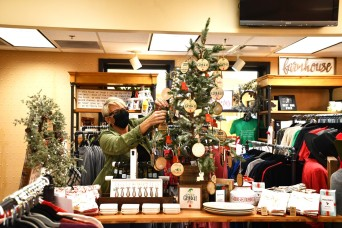 Take holiday shopping by storm at Fort Polk Warrior Store