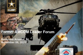 Former leader forum provides update on AMCOM lines of effort