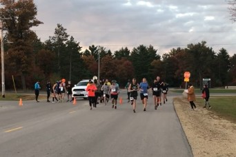 Fort McCoy Army Ten-Miler team earns second place in Reserved-Mixed Division