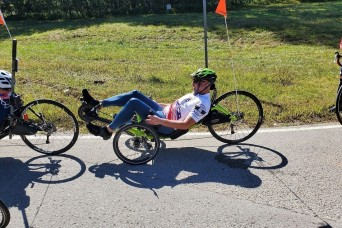 Fort Campbell SRU takes on 101-mile cycling challenge for the fallen.