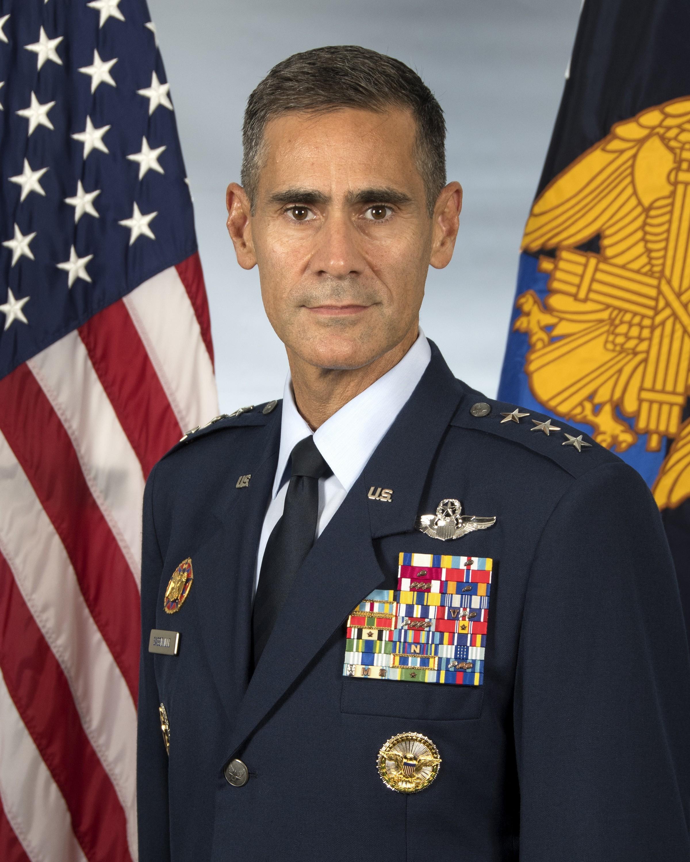 Lieutenant General Marc H. Sasseville