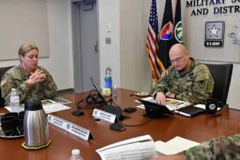 SDDC highlights diversity and inclusion during AMC commander update