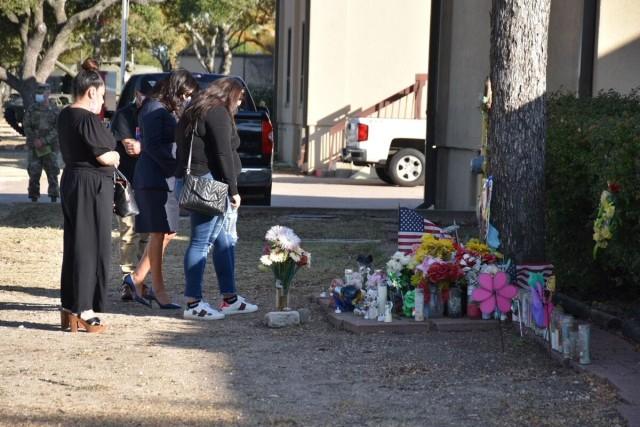 Unit Memorial Visit