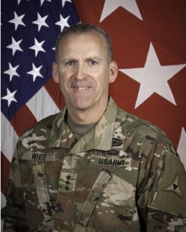 Lt. Gen. Pat White