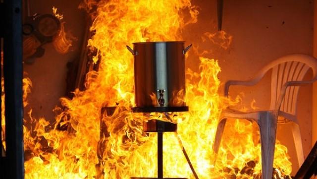 JBLM offers tips to prevent Thanksgiving fires, burned turkeys