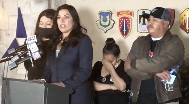 Guillen Family Press Conference