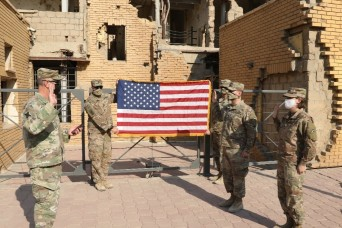 New York National Guard Soldiers return from Middle East