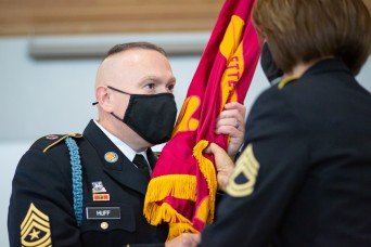 LEAD WELCOMES NEW COMMAND SERGEANT MAJOR