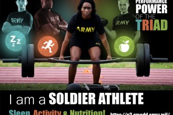P3 Soldier Athlete targets, Leader buy-in critical to holistic health