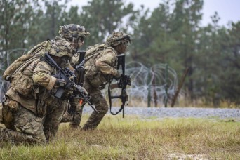 'Send Us Anywhere,' Warriors Combat Ready After Decisive Action JRTC Rotation